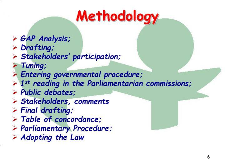 GAP Analysis;