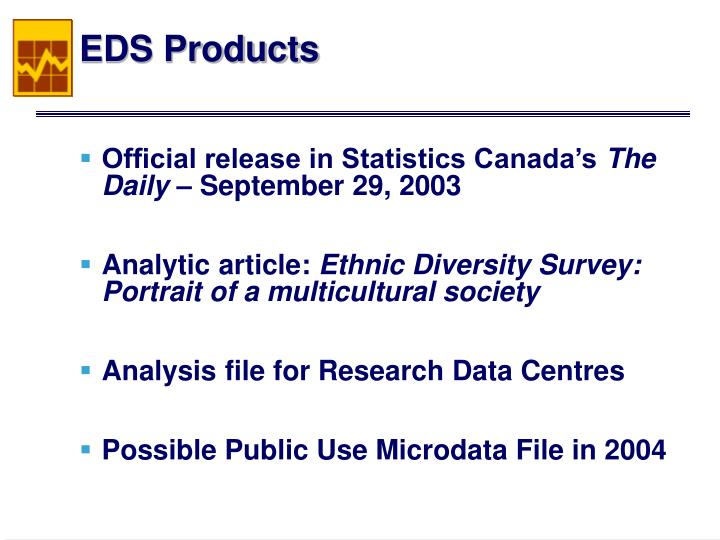 EDS Products
