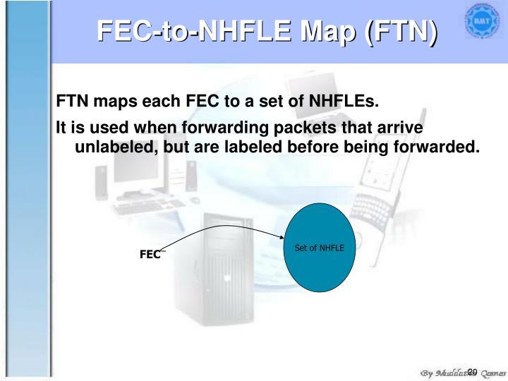 FEC-to-NHFLE Map (FTN)
