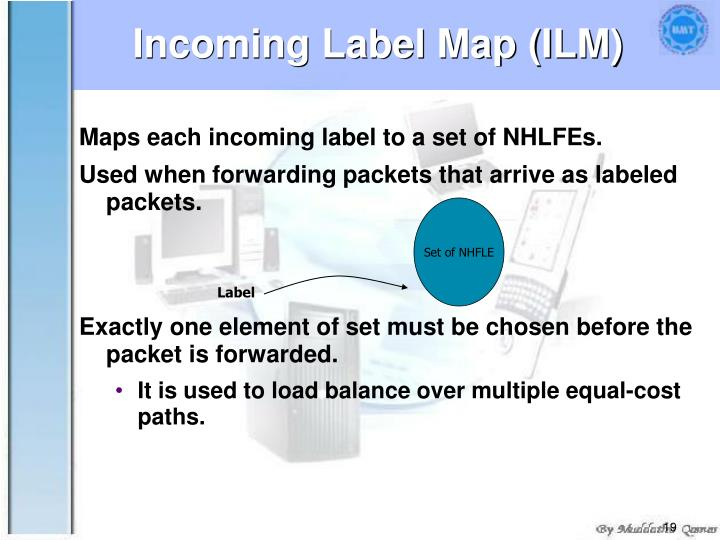 Incoming Label Map (ILM)