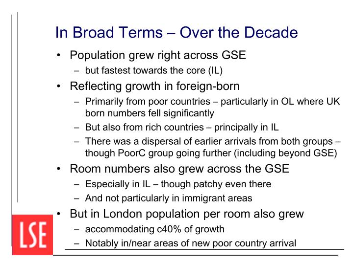 In Broad Terms – Over the Decade