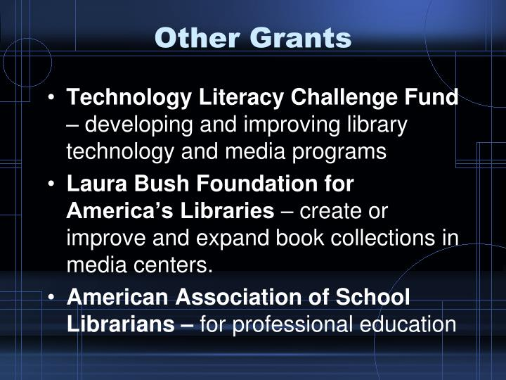 Other Grants