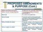 proposed amendments purpose cont2