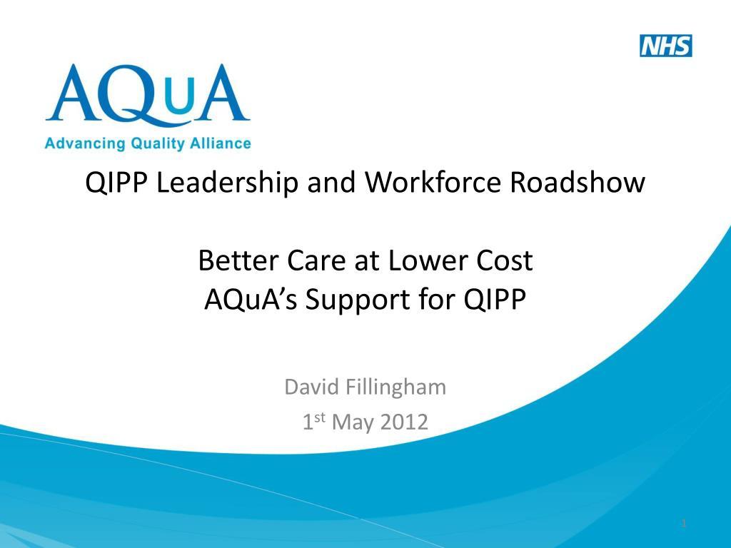 agenda qipp diabetes
