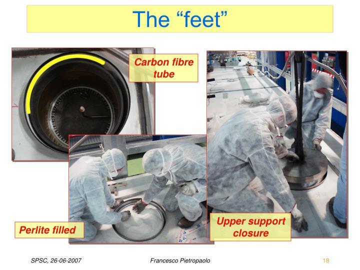 """The """"feet"""""""