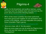 pilgrims 4