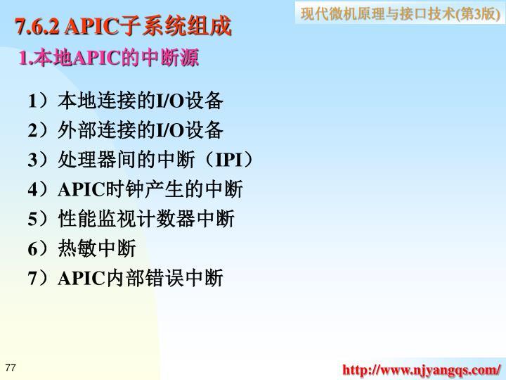7.6.2 APIC
