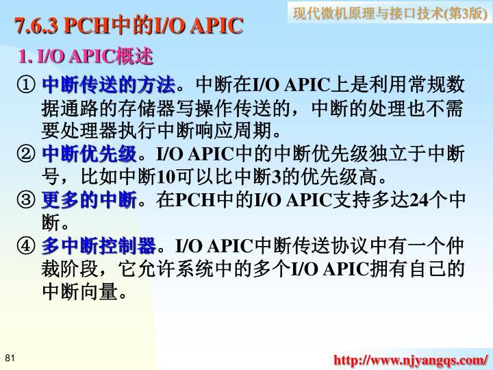 7.6.3 PCH