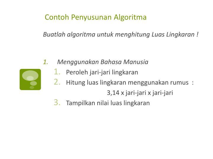Ppt Penyusunan Algoritma Powerpoint Presentation Id 4224872