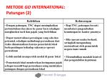 metode go international patungan 2