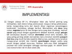 implementasi