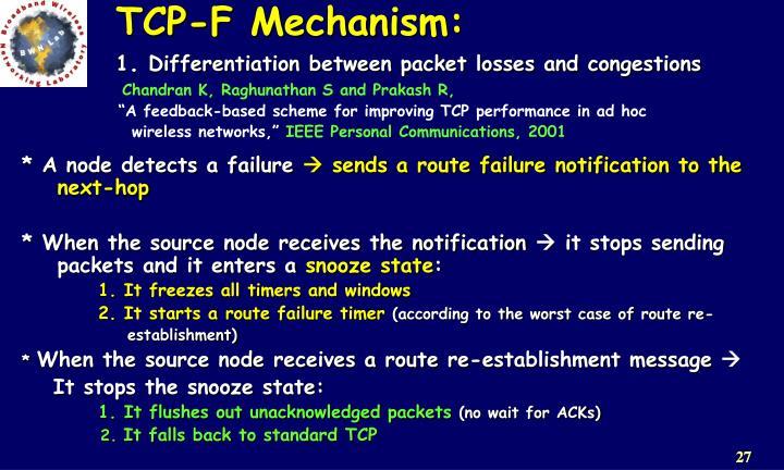 TCP-F