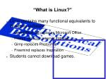 what is linux1