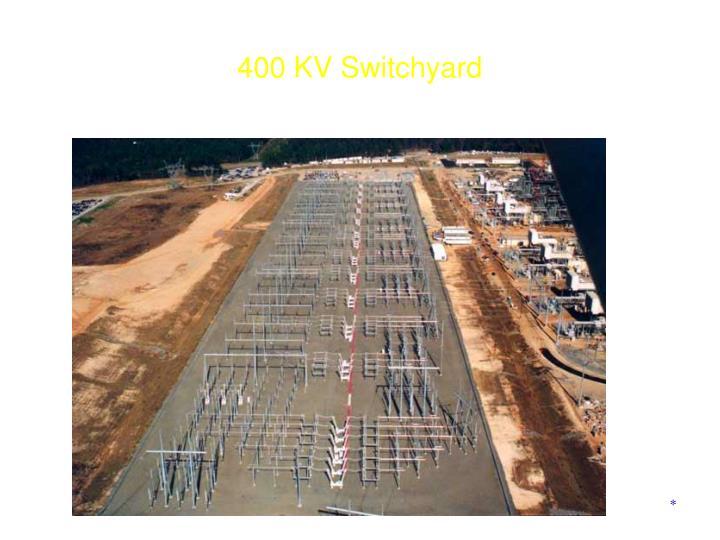 400 KV Switchyard