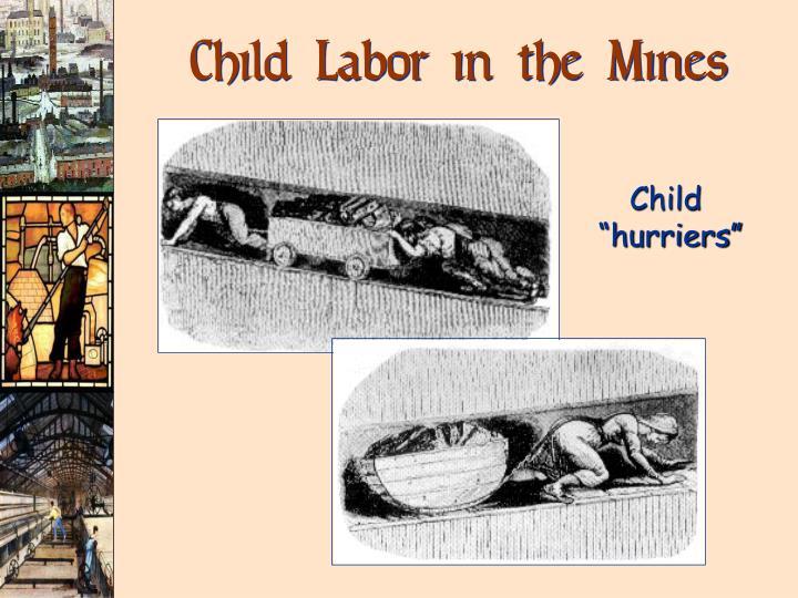 Child Labor in the Mines