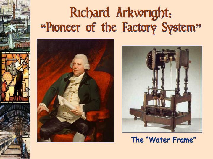 Richard Arkwright: