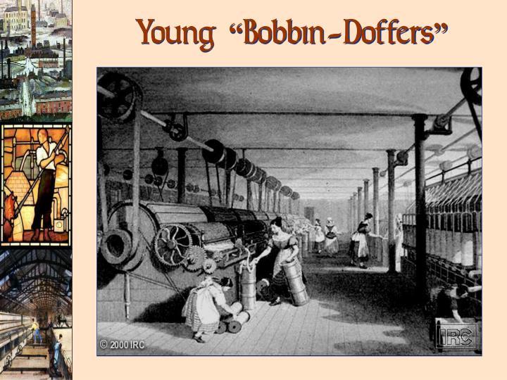 "Young ""Bobbin-Doffers"""