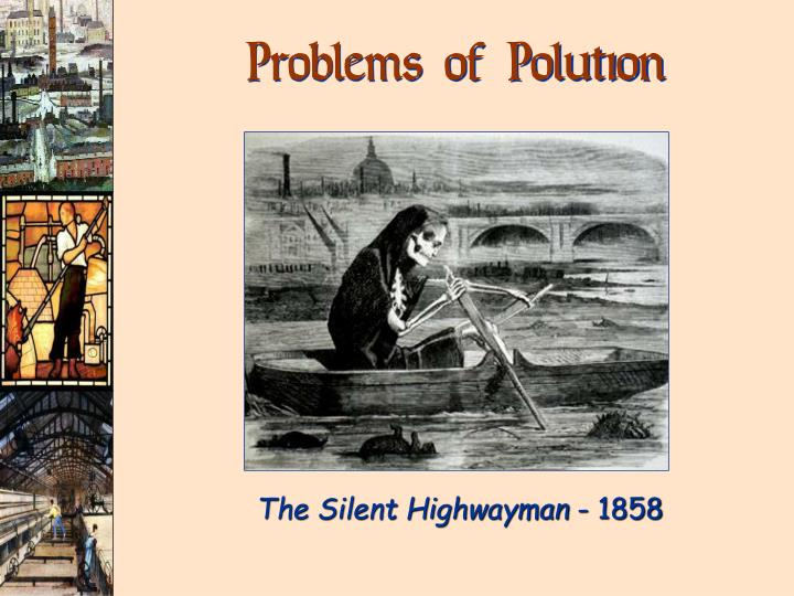 Problems of Polution
