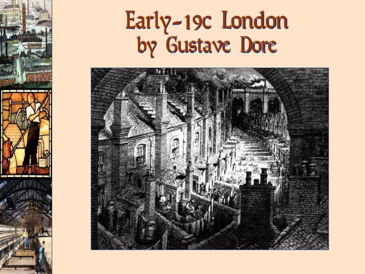 Early-19c London