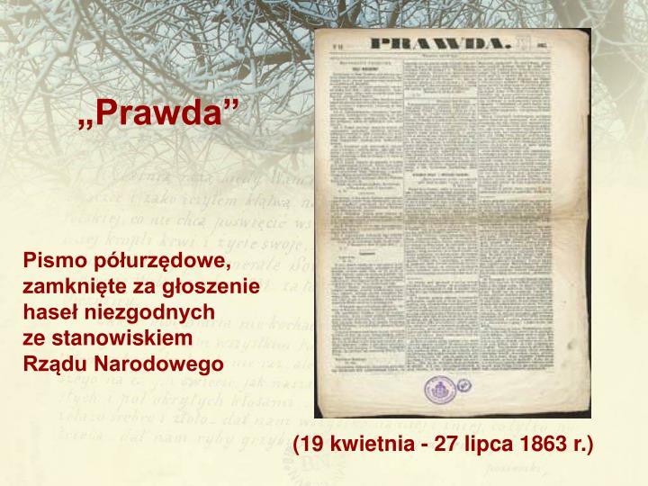 """""""Prawda"""""""