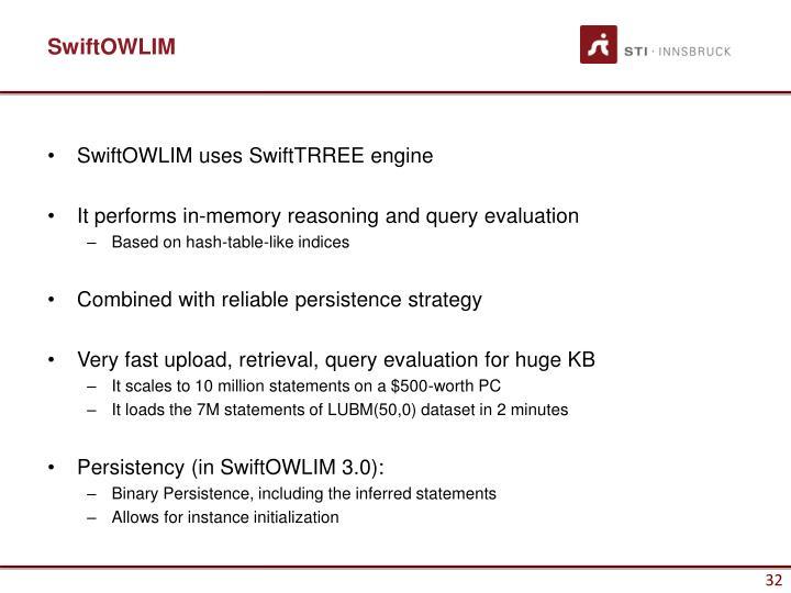 SwiftOWLIM