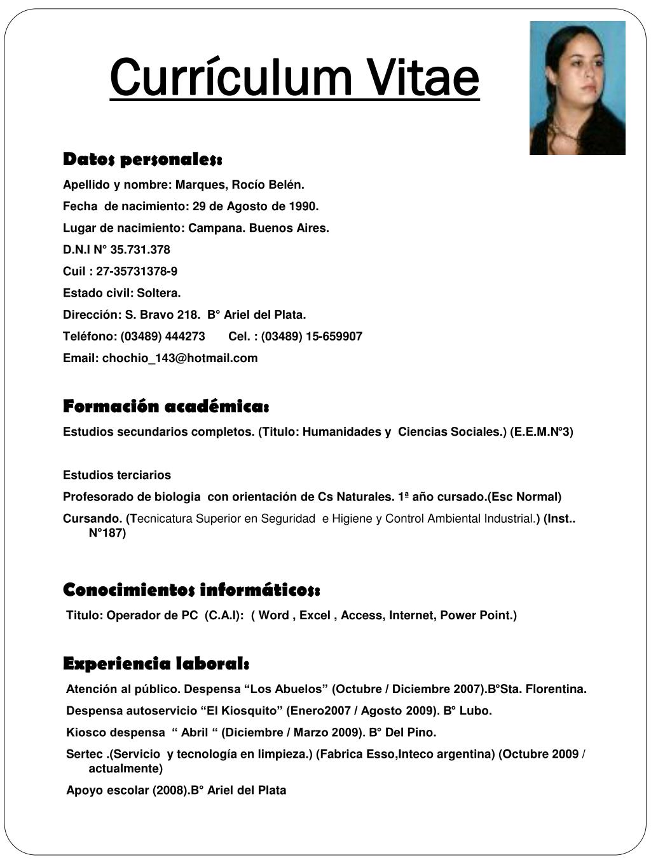 Ppt Curriculum Vitae Powerpoint Presentation Id 4226892