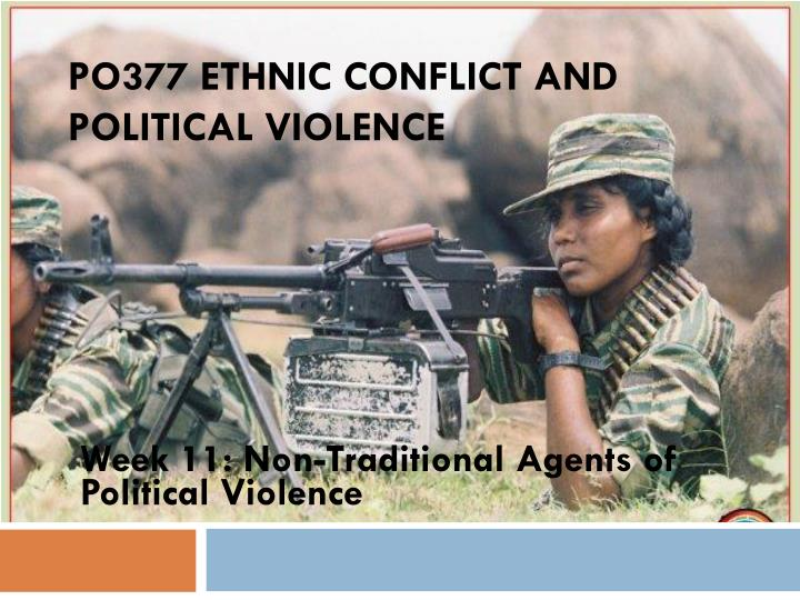 "ethnic conflict and political violence By will h moore fourteen years ago john mueller published a provocative, and in my view, valuable article titled ""the banality of 'ethnic."