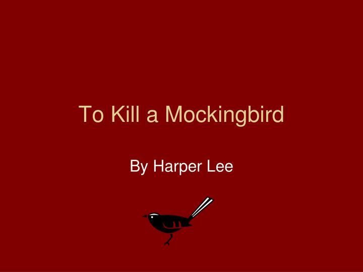 scout character analysis kill mockingbird harper lee Writing to kill a mockingbird character analysis harper lee's novel is also famous for the author's brilliant depiction of characters, so tracing character development is also a less-than-rare question to come across among to kill a mockingbird essay prompts.