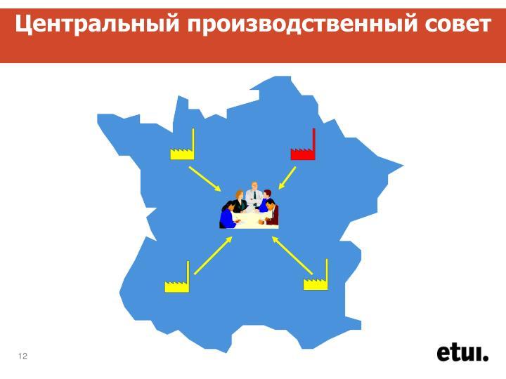 Центральный производственный совет
