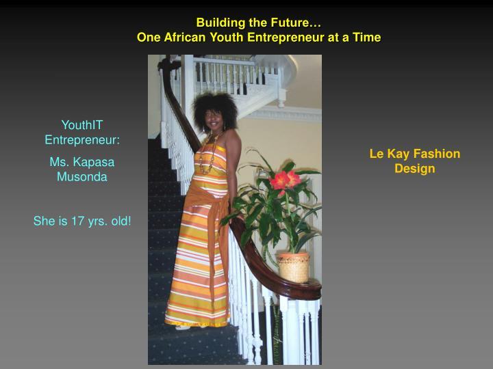Building the Future…