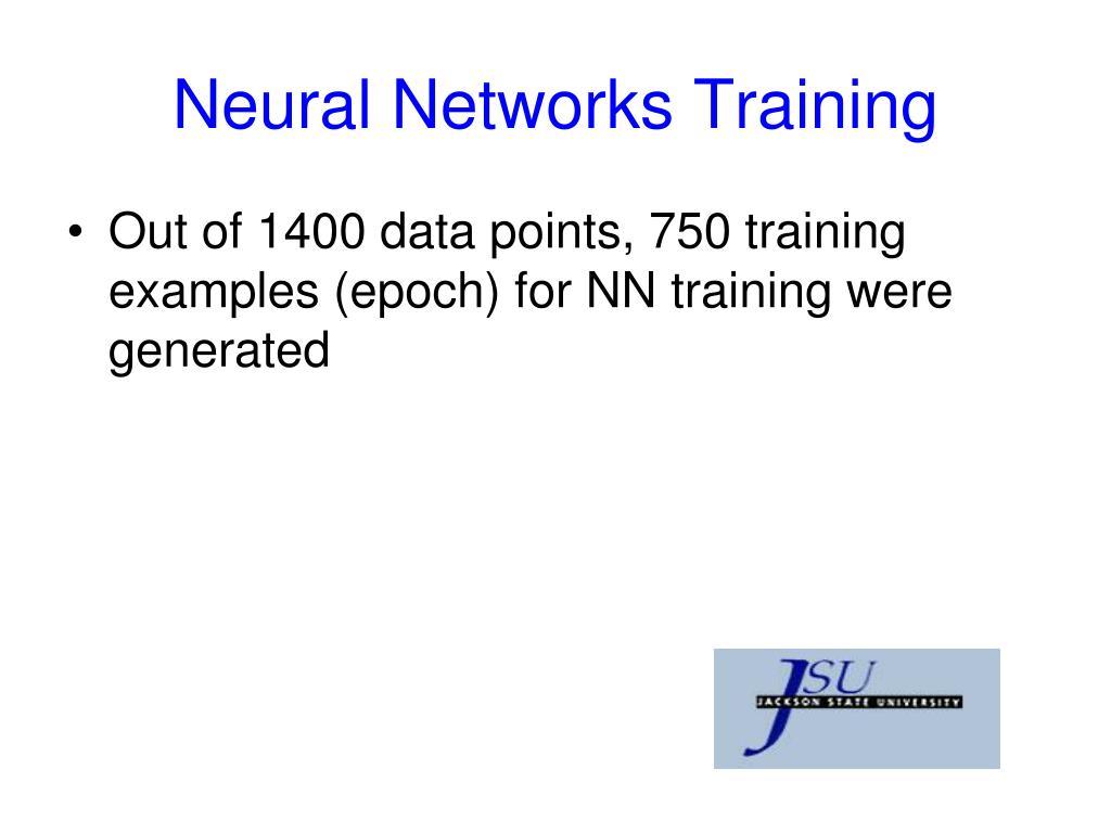 PPT - Modeling Biological Variables using Neural Networks