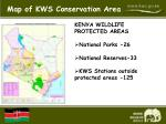 map of kws conservation area