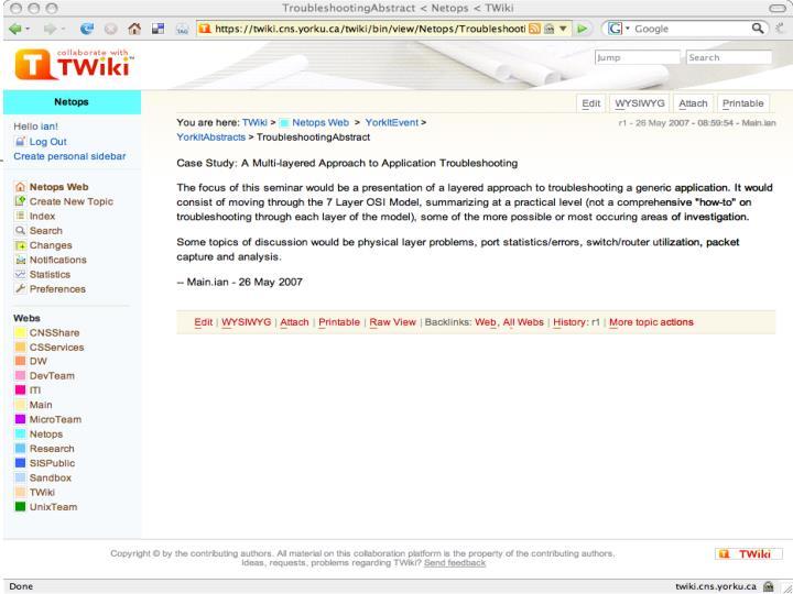 Semantically enabled collaboration via annotation