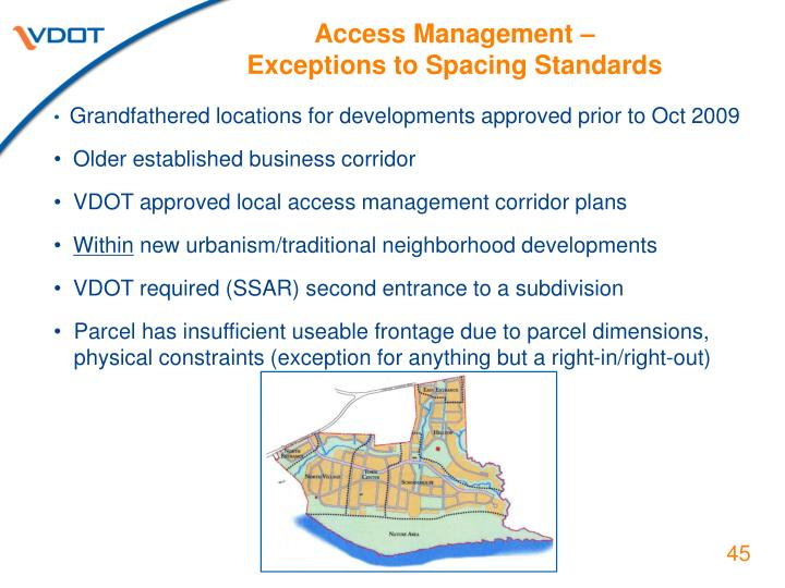 Access Management –
