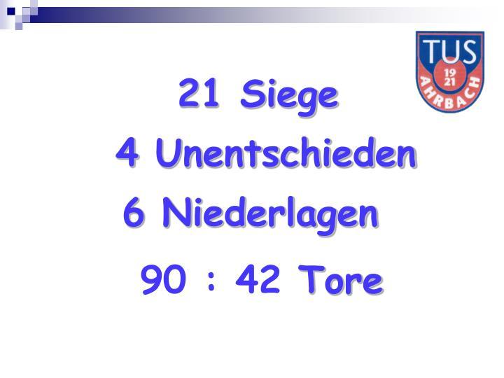 21 Siege