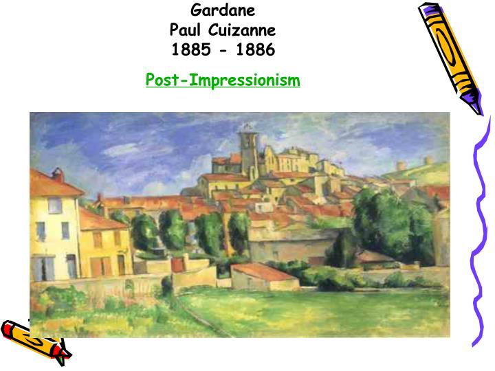 Gardane
