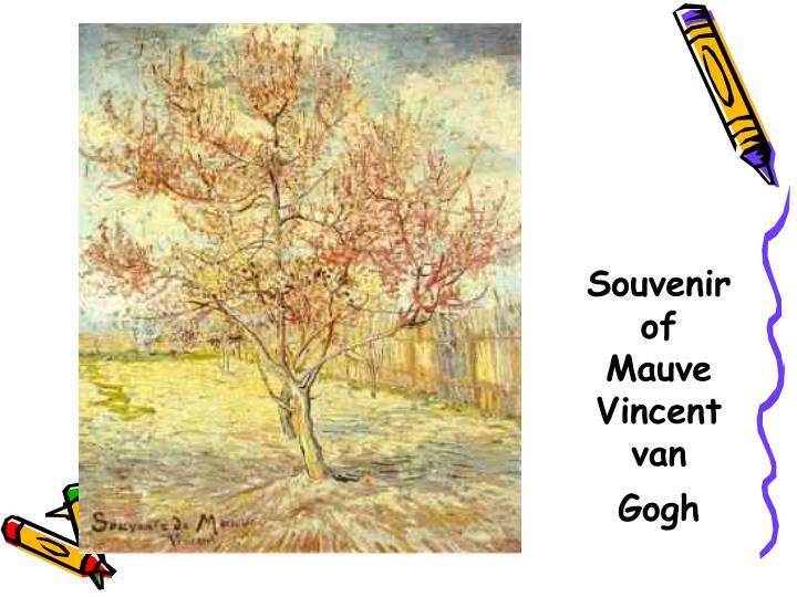 Souvenir of Mauve
