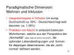 paradigmatische dimension wohnen und inklusion13