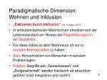 paradigmatische dimension wohnen und inklusion15