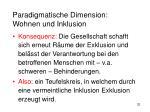 paradigmatische dimension wohnen und inklusion17