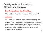 paradigmatische dimension wohnen und inklusion5