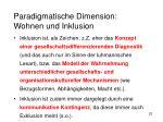 paradigmatische dimension wohnen und inklusion7