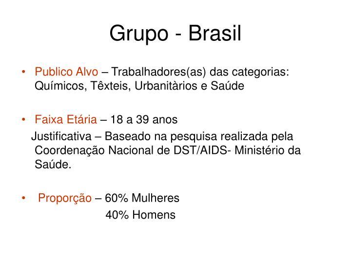 Grupo brasil