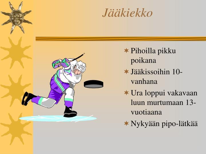 Jääkiekko