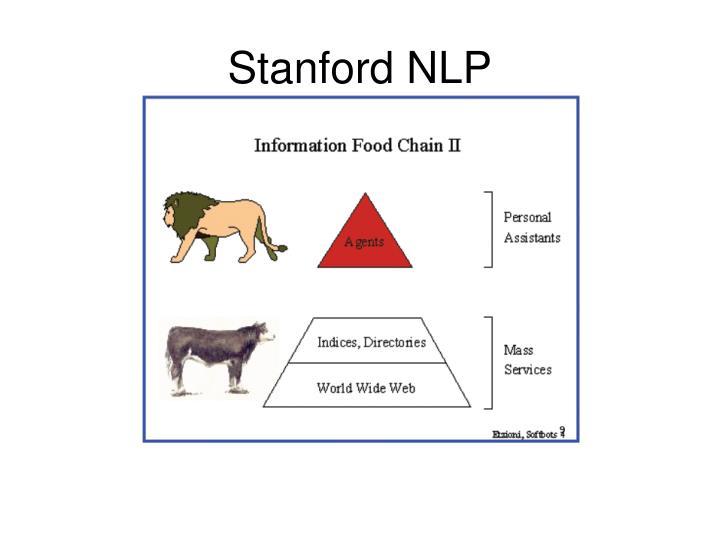Stanford NLP