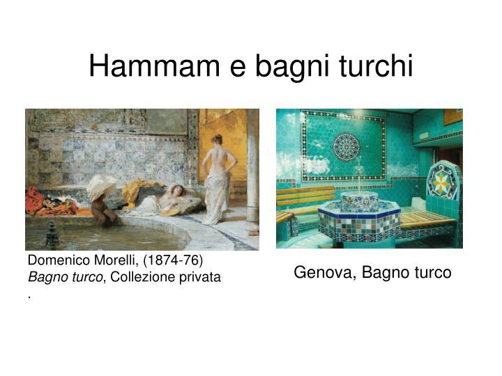 Hammam e bagni turchi