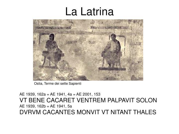 La Latrina