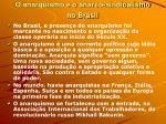 o anarquismo e o anarco sindicalismo no brasil