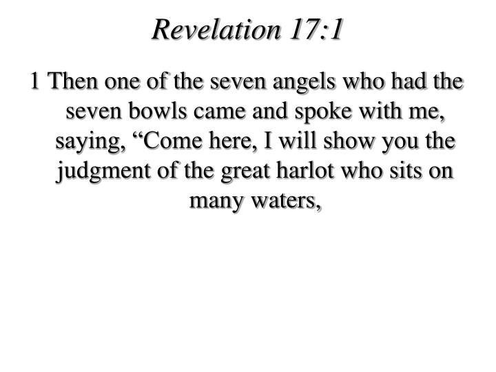 Revelation 17:1