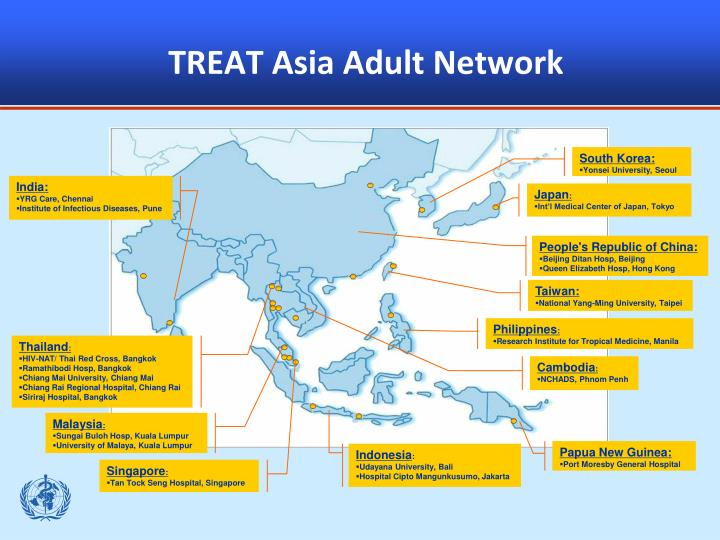TREAT Asia Adult Network